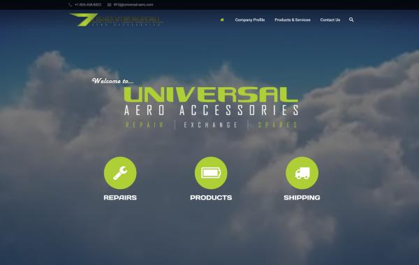 Universal Aero Accessories